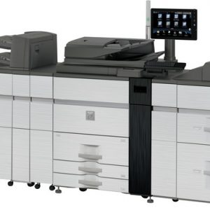MX-M1055-mono laser printer 01