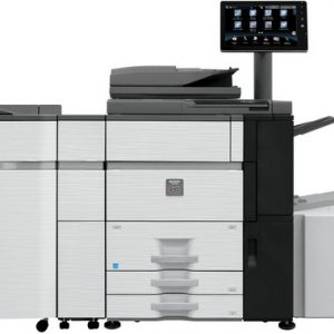 Sharp MX-6500N Colour Laser Printer 01