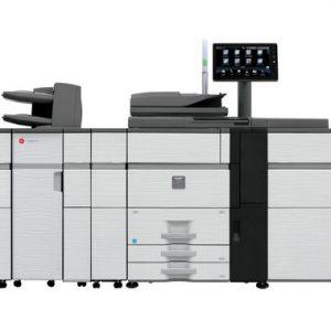 Sharp MX-7500N Colour Laser Printer 01