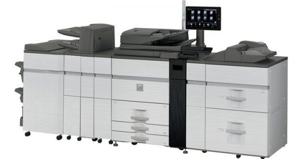 Sharp MX-M1055 Multi Functional Printer