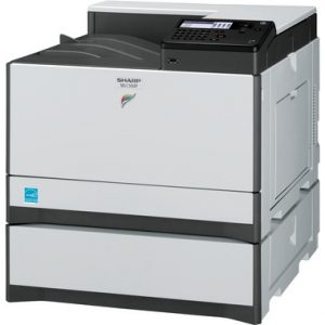 MX-C300P colour laser printer 01