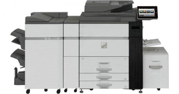 Mx-M905 mono laser printer