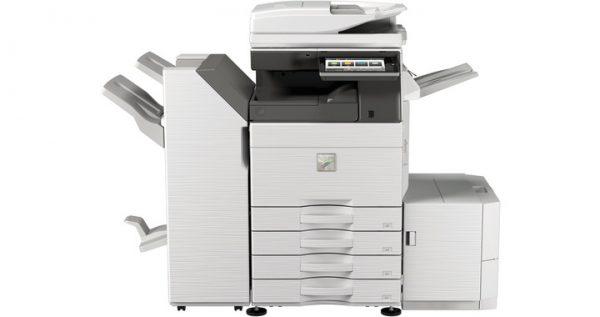 Sharp MX5070VFKE Multi Functional Printer