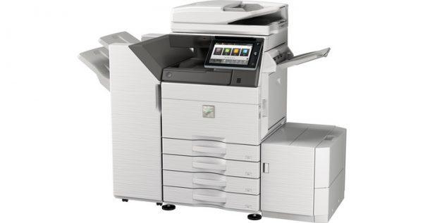 Sharp MX6071VFKE Multi Functional Printer