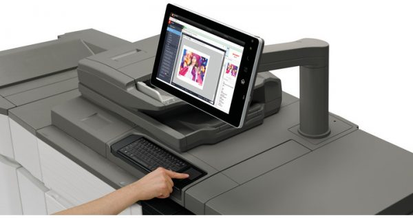 Sharp MX7090NFK Multi Functional Printer