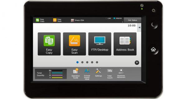 Sharp MX6580NFK Multi Functional Printer