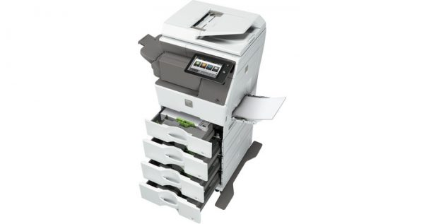 Sharp MXB355W Multi Functional Printer
