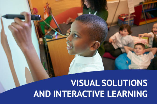 Visual Solutions and Interactive Learning