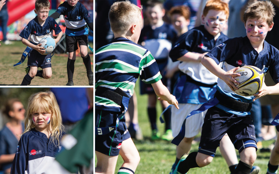RAMS Tag Rugby Festival